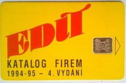 50 Units Edit Katalog Firem - Tchécoslovaquie