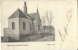 Fouches  Eglise Et école Des Filles - Aarlen