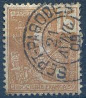 Indochine N°29 - TAD SEPT-PAGODES - (F1636) - Indochina (1889-1945)