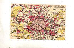 Carte Paris - Autres