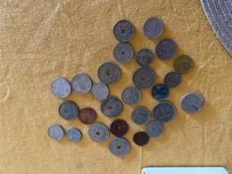 PIÈCES BELGES LOT - Collections