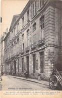 75 - PARIS 4 ème ( Série PARIS D'AUTREFOIS ) Hotel Du Président LE REBOURS 12 Rue Saint Merri - CPA - Seine - Arrondissement: 04