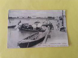 CPA -85- VENDEE - L'AIGUILLON SUR MER - LE PASSAGE  (bateaux De Pêche) - Autres Communes