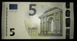 5 EURO M004F5 Portugal Serie MA Perfect UNC - EURO