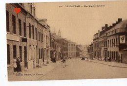 33972-ZE-59-LE CATEAU-Rue Charles-Seydoux-----------animée - Le Cateau