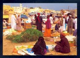Al-Khaboura Souq, Sultanate Of Oman / Postcard Not Circulated - Oman