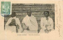 DIEGO SUAREZ Famille D'Antemouv - Madagascar