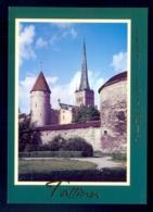 ESTONIA - Tallinn , Eesti Estonia / Postcard Not Circulated - Estonie