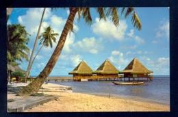 Hotel Bali Hai Moorea, Bungalow Sur Pilotis / Postcard Not Circulated - Polynésie Française