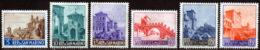 Saint-Marin 1966 Yvert 666 / 671 ** TB - Neufs