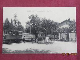 CPA - Dieulefit - La Gare - Dieulefit