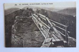 Saverne - Visite Des Ruines Du Chateau Du Haut Barr - Saverne