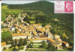 Cpsm La Louvesc - Altitude 1050 Mètres / Vue Générale . - La Louvesc