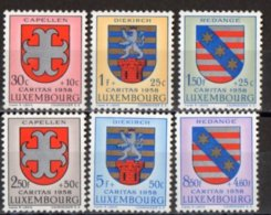 LUXEMBOURG 1958 * - Luxemburg