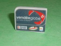 Fèves / Sports : Vendée Globe , Les Sables D'olonne , Plaque  T51 - Sport