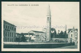 Padova Carrara San Giorgio  Saluti FP P/300 - Padova (Padua)