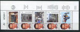 Venezuela ** N° 1369 à 1373 Se Tenant - Portraits De St Jean Bosco - Venezuela