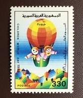 Syria 1986 Children's Day MNH - Syria
