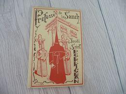Carnet Perpignan Eudi Saint Illustré Par Vuaezalle Professé De La Sanch - Perpignan