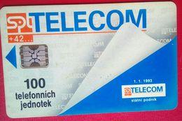 100 Units Telecom - Tschechische Rep.