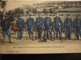 Brigade De Douaniers - Manoeuvres