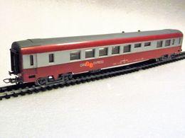 "Wagon Restaurant ""Grill Express"" / Jouef 5482 Ech HO-1/87 - Scompartimento Viaggiatori"