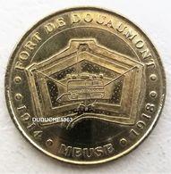 Monnaie De Paris 55.Douaumont - Fort De Douaumont  2007 - Monnaie De Paris