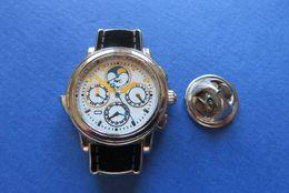 Pin's, Arthus Bertrand,montre IWC,Chronometer, Watch,suisse - Arthus Bertrand