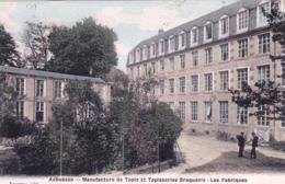23 - Creuse - AUBUSSON - Manufacture De Tapis Braquenié - Les Fabriques - Aubusson