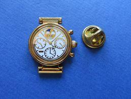 Pin's, Arthus Bertrand,montre IWC,PORTUGIESER, Watch,suisse - Arthus Bertrand