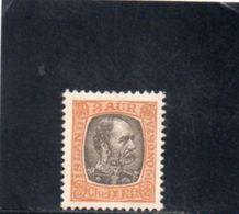 ISLANDE 1902 * - 1873-1918 Deense Afhankelijkheid