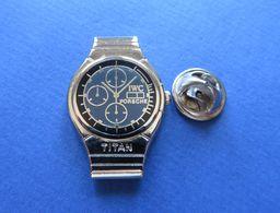 Pin's, Arthus Bertrand,montre IWC,PORSCHE TITAN,watch,suisse - Arthus Bertrand