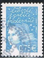 FRANCE : N° 3572 Oblitéré (Marianne Du 14 Juillet) - PRIX FIXE - - 1997-04 Marianne Of July 14th