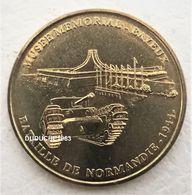 Monnaie De Paris 14.Bayeux - Mémorial  Bataille De Normandie 2004 - Monnaie De Paris