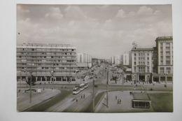 MAGDEBURG Kreuzung Wilhelm-Pieck-Allee/Karl-Marx-Straße - Magdeburg