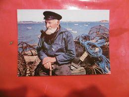 Folklore - Couleurs De Bretagne - Vieux Pêcheur - Folklore