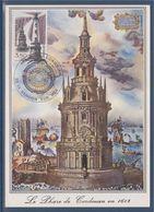Le Phare De Cordouan En 1612 Carte 1er Jour N°2326 Verdon Sur Mer 23 Juin 1984 - Cartas Máxima