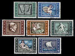 GREECE 1964 - Set Used - Greece