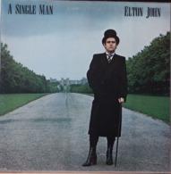 "Elton John 33t. LP CANADA ""a Single Man"" - Disco, Pop"