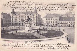 CPA  Suède - Malmo - Hôtel Kramer - Cachet Paquebot - Timbre N° 43 Vers La Belgique - 1900 - Dampfer