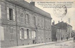 SAINTE MENEHOULD : GENDARMERIE NATIONALE - Sainte-Menehould
