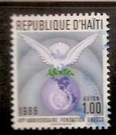 HAITI OBLITERE - Haití