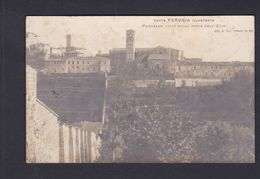 Tutta Perugia Illustrata Panorama Visto Dalla Porta Dell Elce ( 42351) - Perugia