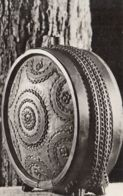88533- WOODEN CARVED FLASK FROM TRANSYLVANIA, FOLKLORE - Folklore