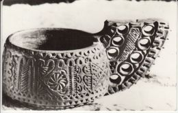 88534- WOODEN CARVED BAILER FROM HUNEDOARA REGION, TRANSYLVANIA, FOLKLORE - Folklore