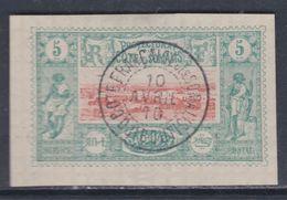 Cote Des Somalis N° 9 O   5 C. Vert Et Rouge-orange, Oblitération Assez Belle, TB - Non Classés