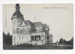 Kapellen   CAPPELLEN  -  KASTEEL OP DEN WAL  (Marcovici) - Kapellen