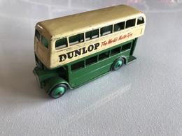 DINKY TOYS 290 - Bus Anglais DUNLOP - Dinky
