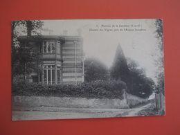 RUEIL MALMAISON_Hameau De La Jonchère_Chemin Des Vignes Pris Avenue Joséphine_voyagé En 1912_TBE - Rueil Malmaison