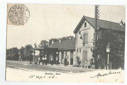 95 Groslay La Gare - Groslay